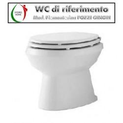 copy of Copriwater Piemonte Pozzi Ginori termoindurente bianco