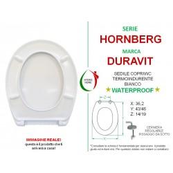 copy of Copriwater Piemontesina Pozzi Ginori termoindurente bianco