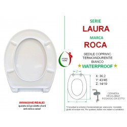 copy of Copriwater Inga Ideal Standard termoindurente bianco