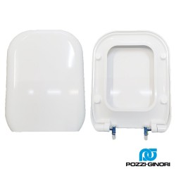 copy of Copriwater Easy Pozzi Ginori termoindurente bianco Soft Close Originale