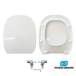 copy of Copriwater Q3 Pozzi Ginori termoindurente bianco Soft Close Originale
