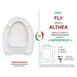 copy of Copriwater Amica Globo termoindurente bianco