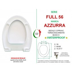copy of Copriwater Fly Althea termoindurente bianco
