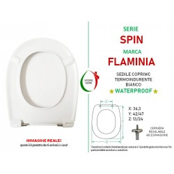 copy of Copriwater Grace Globo termoindurente bianco come originale