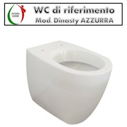 copy of Copriwater Diamante Vulcano termoindurente bianco