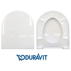copy of Copriwater D-Code Duravit termoindurente bianco Soft Close Originale