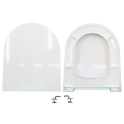 copy of Copriwater Starck 3 Duravit termoindurente bianco Originale
