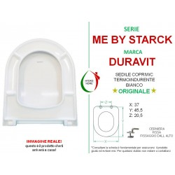 copy of Copriwater Starck 3 Duravit termoindurente bianco Originale
