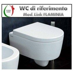 copy of Copriwater Icon Keramag termoindurente bianco