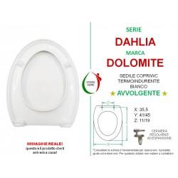 copy of Copriwater Dahlia Dolomite termoindurente bianco