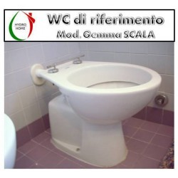copy of Copriwater Gemma Ideal Standard termoindurente bianco