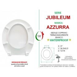 copy of Copriwater Giunone Azzurra termoindurente bianco