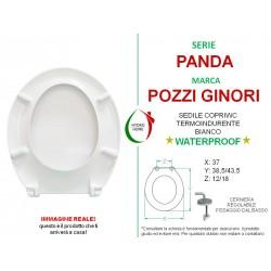 copy of Copriwater Kim Pozzi Ginori termoindurente bianco