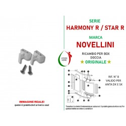 copy of Doccetta Lilo in ABS cromato monogetto