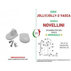 copy of Ricambio Novellini Cuscinetti Star R anta DX 2 binari