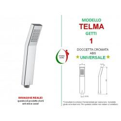 copy of Doccetta Atena in ABS cromato monogetto