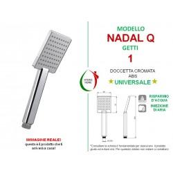 copy of Doccetta Nadal in ABS cromato monogetto