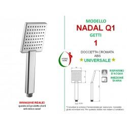 copy of Doccetta Nadal Q in ABS cromato monogetto