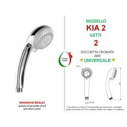 copy of Doccetta Kia 1 in ABS cromato monogetto