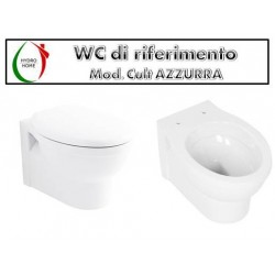 copy of Copriwater Normus Vitra termoindurente bianco