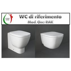 copy of Copriwater Venice Rak termoindurente bianco Originale
