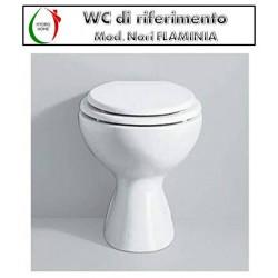 copy of Copriwater Junior Catalano termoindurente avvolgente bianco