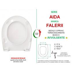 copy of Copriwater Adria Falerii termoindurente avvolgente bianco