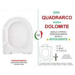 copy of Copriwater Alpina Dolomite termoindurente avvolgente bianco
