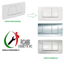 copy of Placca meccanica per cassetta incasso Coes