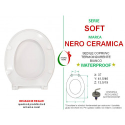 copy of Copriwater Soft Althea termoindurente bianco