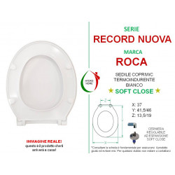 copy of Copriwater Nido Hatria termoindurente bianco Soft Close