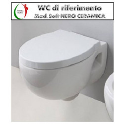 copy of Copriwater Soft Althea termoindurente bianco Soft Close