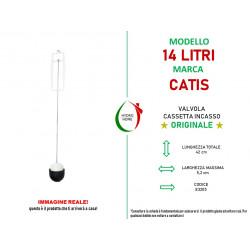 copy of Valvola 14 Litri sfera polistirolo gomma Sagomata per cassetta incasso Catis