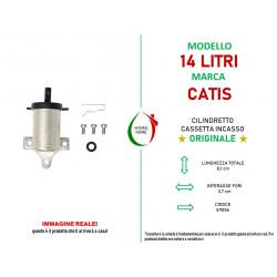 copy of Kit cilindretto 2 fori per cassetta incasso Catis