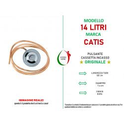 copy of Placca di copertura 14 Litri Bianca per cassetta incasso Catis