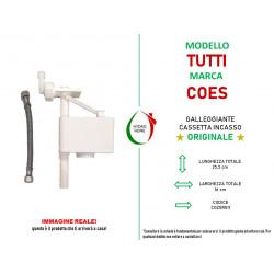 copy of Galleggiante per cassetta incasso Coes