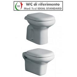 copy of Copriwater Tania Sanex termoindurente bianco