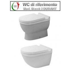 copy of Copriwater Aida Falerii termoindurente avvolgente bianco