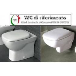 copy of Copriwater Quinta Pozzi Ginori termoindurente bianco Originale