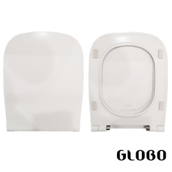 Copriwater Genesis 55 Globo termoindurente bianco Originale