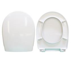 Copriwater Amica Villeroy & Boch termoindurente bianco