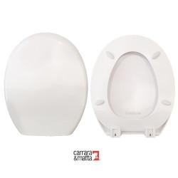 copy of Copriwater Conca Ideal Standard termoindurente bianco Carrara & Matta