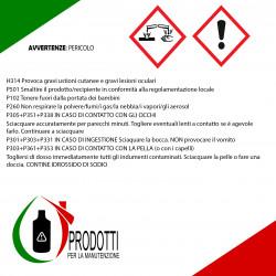 copy of Trattamento Anticalcare F200 per cassette Wc