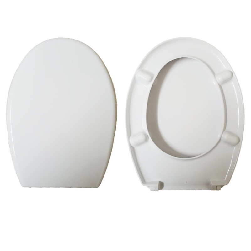 Copriwater Ellisse Ideal Standard termoindurente bianco come originale
