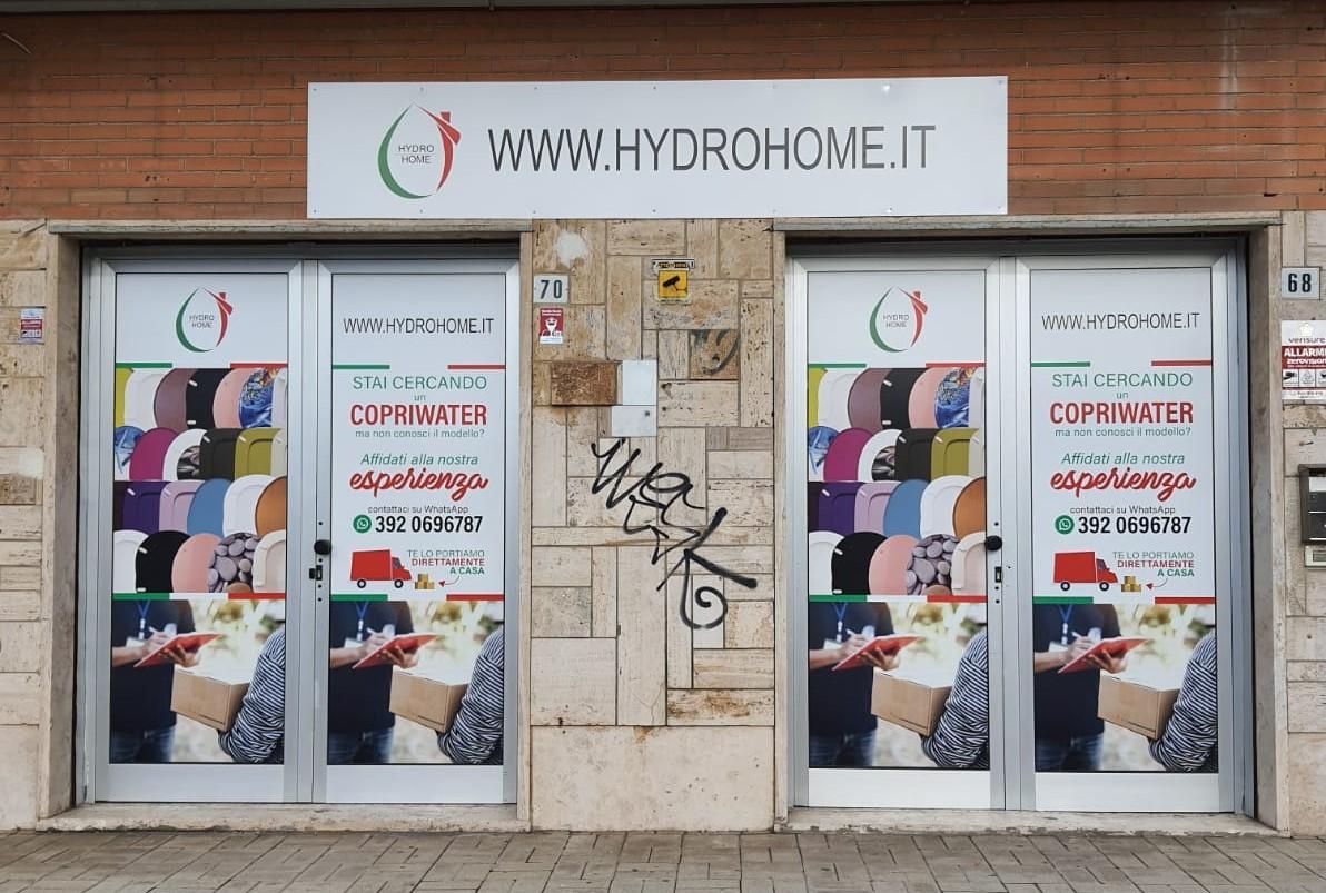 sede operativa Hydro Home